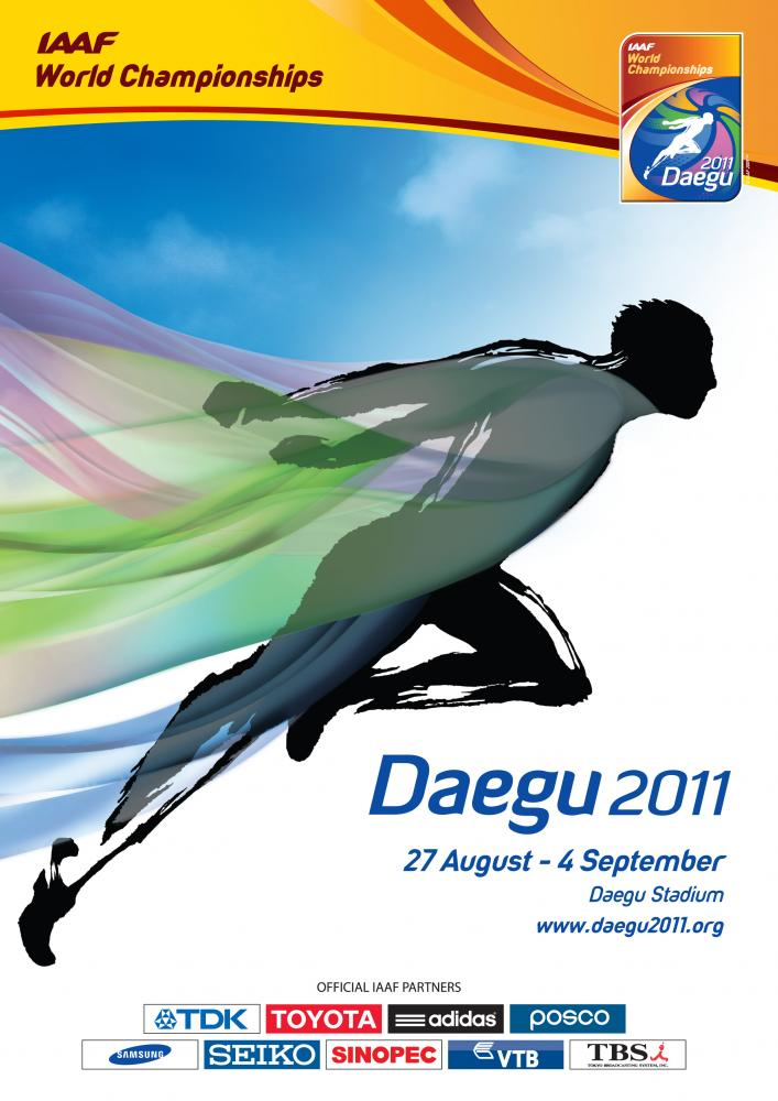 2011 IAAF World Outdoor Championships - info/results - 08/27/11